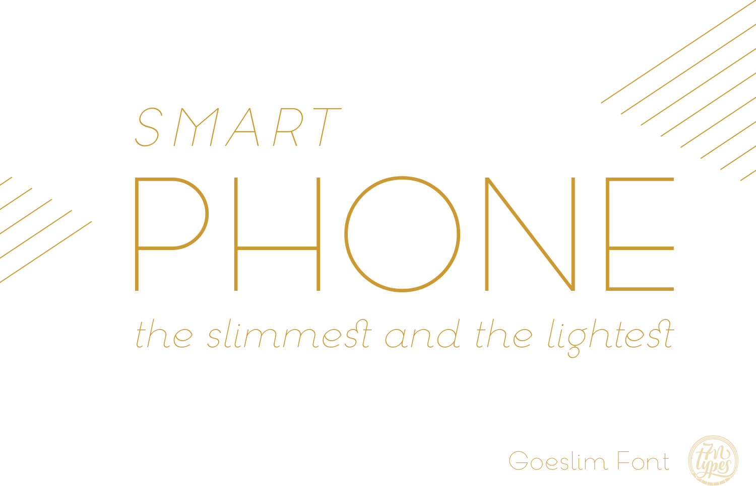 Print on Demand: Goeslim Serif Font By Situjuh - Image 4