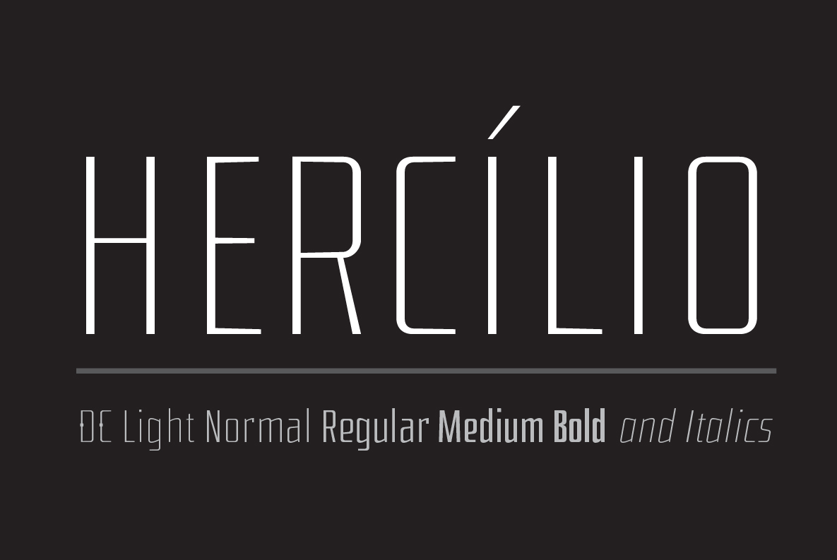 Print on Demand: Hercílio Serif Font By Cort9