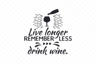Live longer, remember less... drink wine