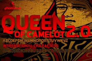 Queen of Camelot 2.0 by Sharkshock