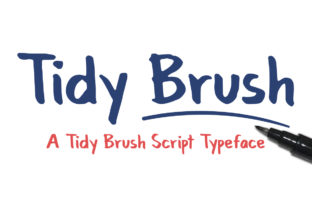 Tidy Brush by paramajandesign