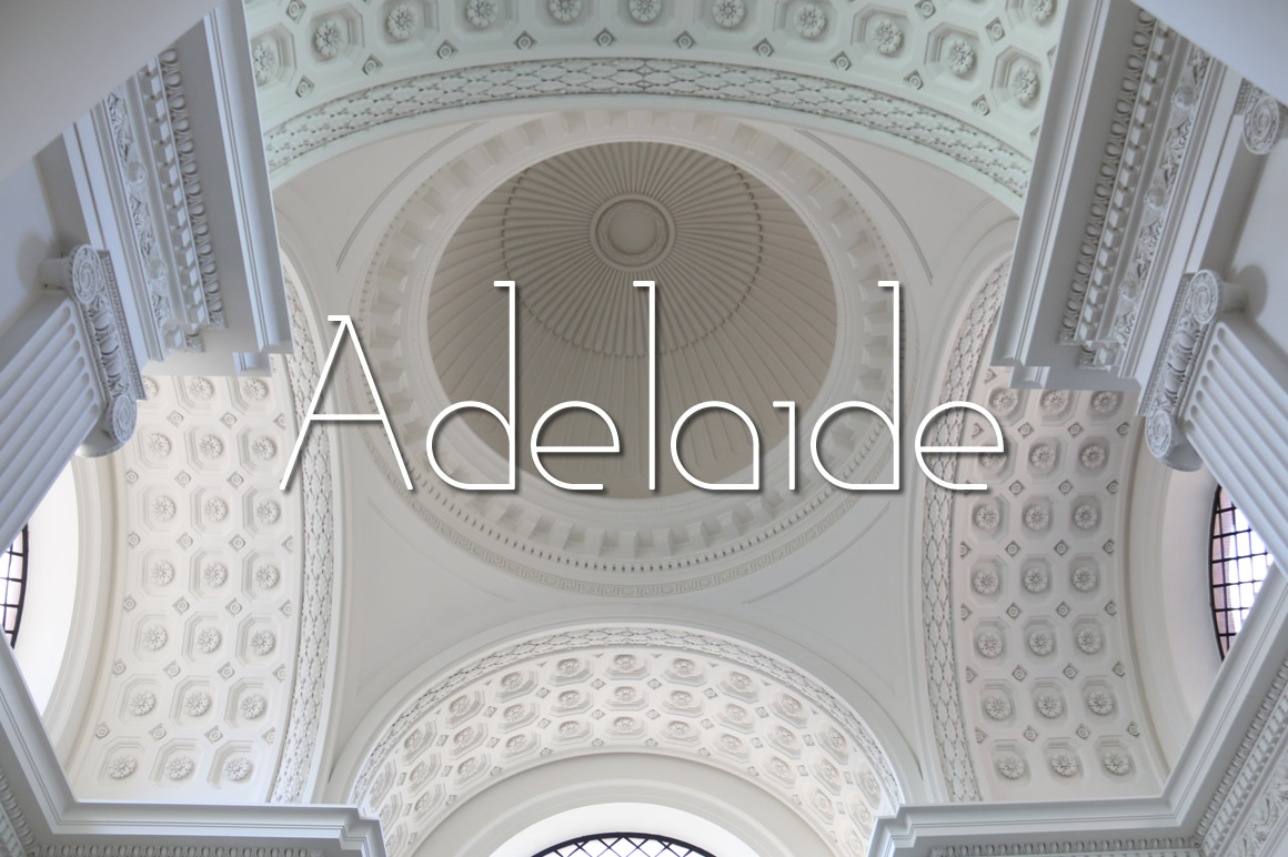 Print on Demand: Adelaide Font By Creative Fabrica Freebies - Image 1