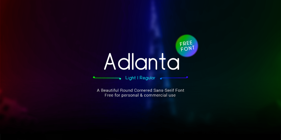 Print on Demand: Adlanta Font By Swapnil Deshpandey