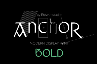 Anchor by Etewut