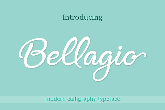 Print on Demand: Bellagio Manuscrita Fuente Por Byuly Ayika