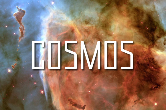 Print on Demand: Cosmos Font By Creative Fabrica Freebies