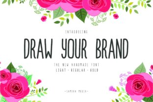 Draw Your Brand Handmade by Sameeh Media