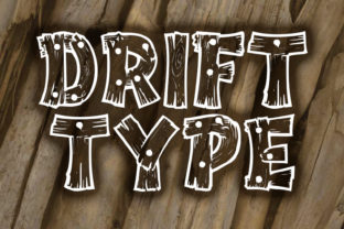 Drifttype by Tracertong Fontworks