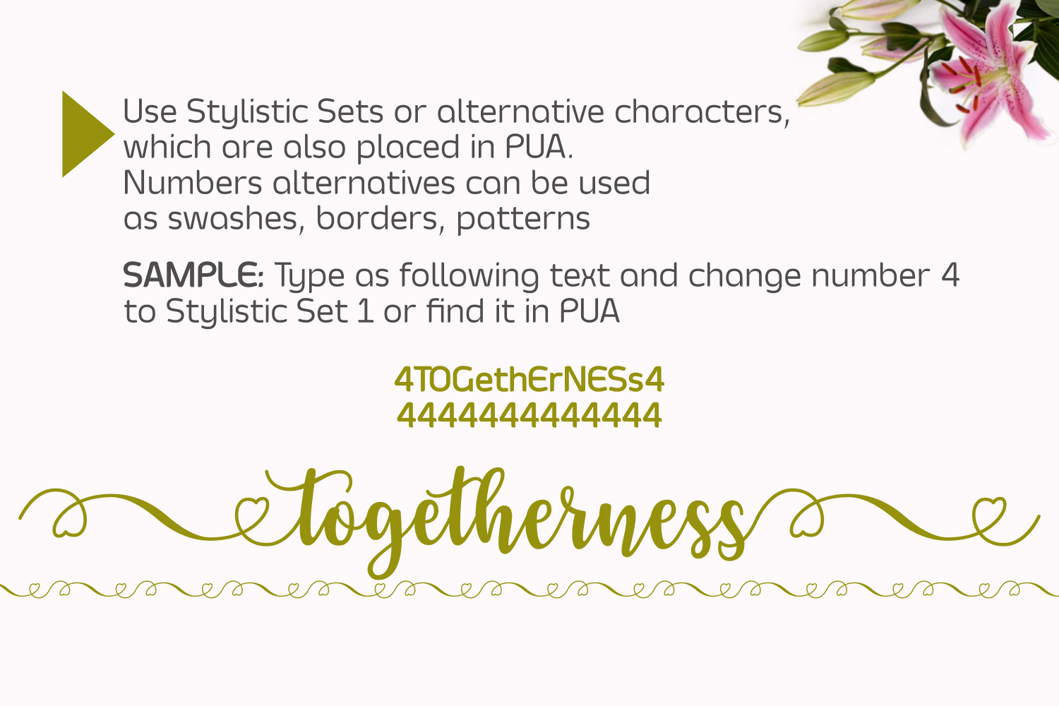 Dulcis Font By Creative Fabrica Fonts Image 4
