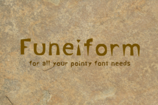 Funeiform by Marlee Pagels