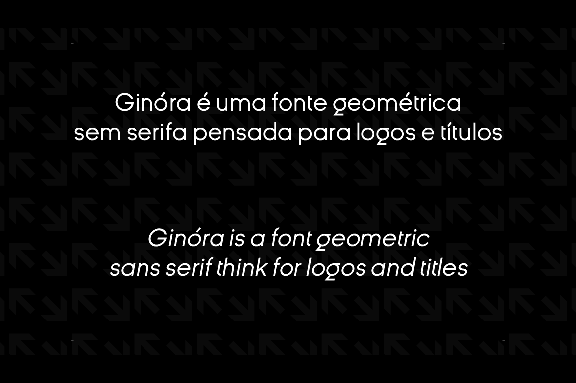 Ginóra Sans Font By Creative Fabrica Freebies Image 2