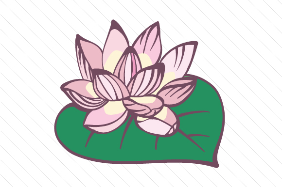 Download Free Lotus Flower Svg Cut File By Creative Fabrica Crafts Creative for Cricut Explore, Silhouette and other cutting machines.