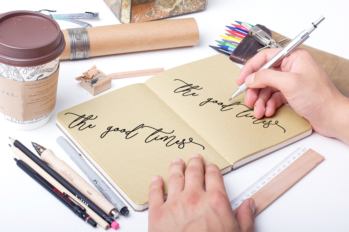 Download Free Memories Fuente Por Polem Creative Fabrica for Cricut Explore, Silhouette and other cutting machines.