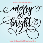 Merry & Bright by YanIndesign