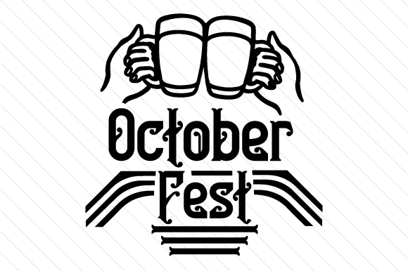 Download Free October Fest Svg Cut File By Creative Fabrica Crafts Creative for Cricut Explore, Silhouette and other cutting machines.