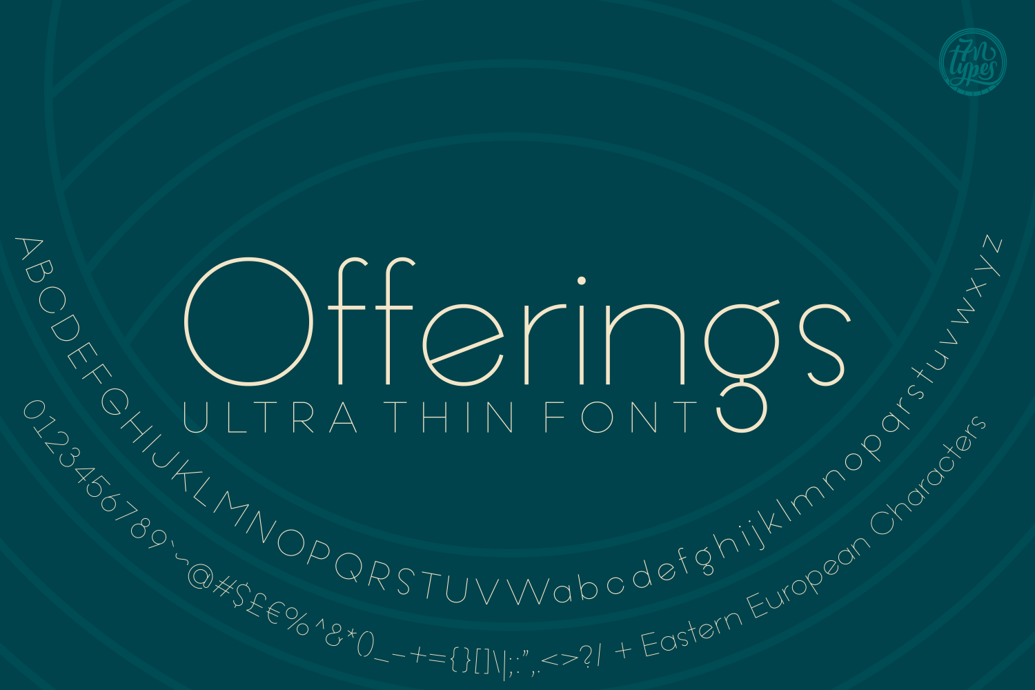 Print on Demand: Offerings Sans Serif Font By Situjuh