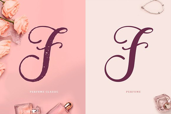 Print on Demand: Perfume Script & Handwritten Font By Creative Fabrica Fonts - Image 2