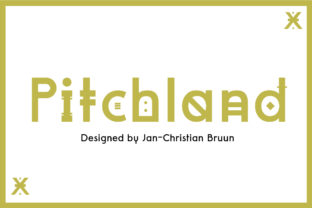 Pitchland by Jan-Christian Bruun