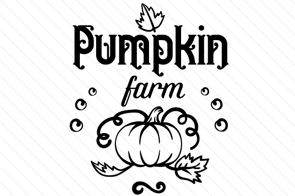 Download Free Pumpkin Farm Svg Cut File By Creative Fabrica Crafts Creative for Cricut Explore, Silhouette and other cutting machines.