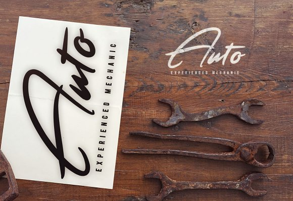 Print on Demand: Raquella Script & Handwritten Font By Ijem RockArt - Image 4