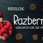 Razberry by Love SVG