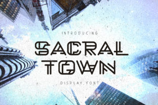 Sacral Town by ChekArt