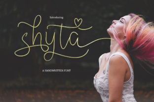 Shyta by Best Font Studio