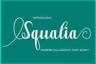 Squalia by Imun Studio