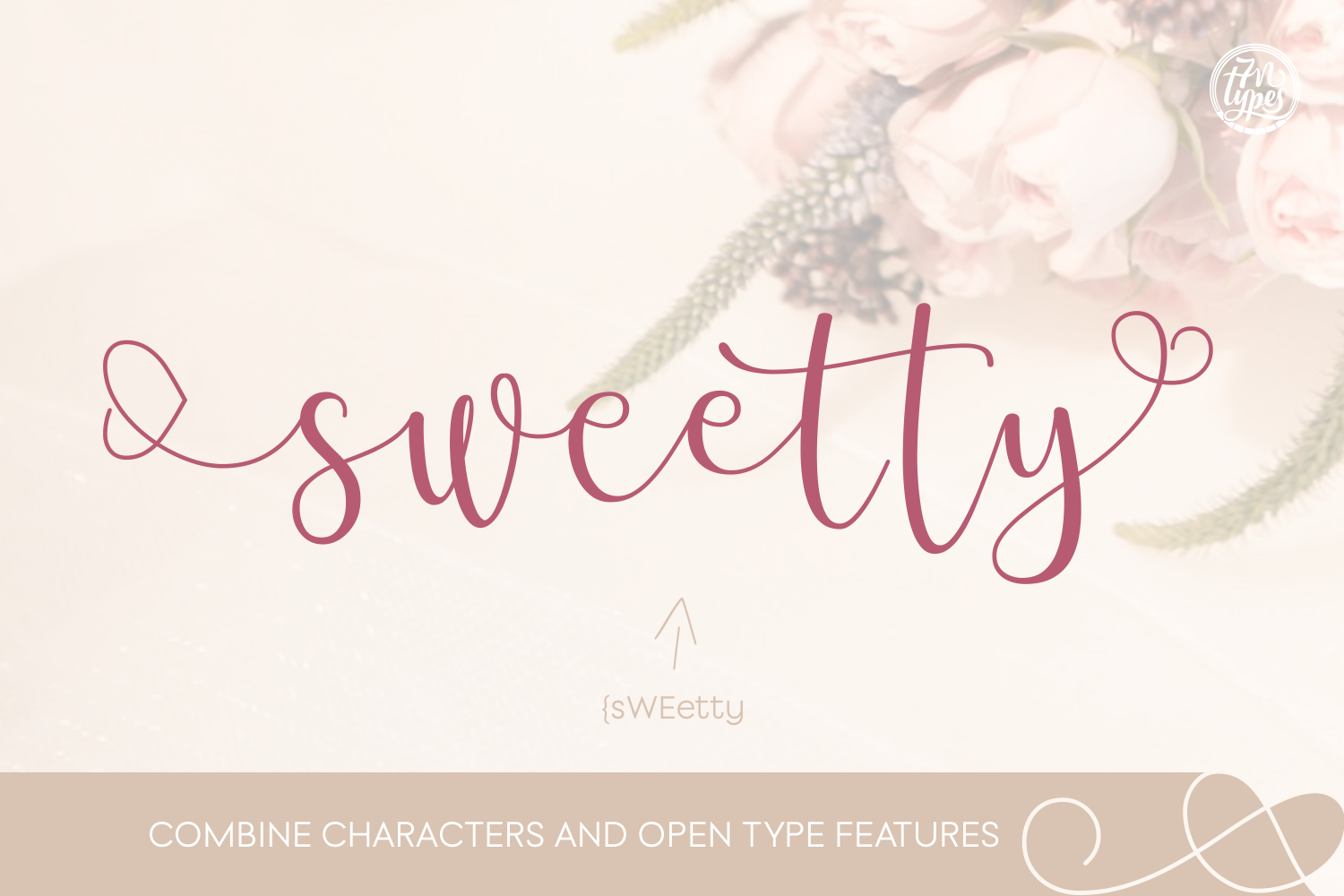 Stea Font Preview