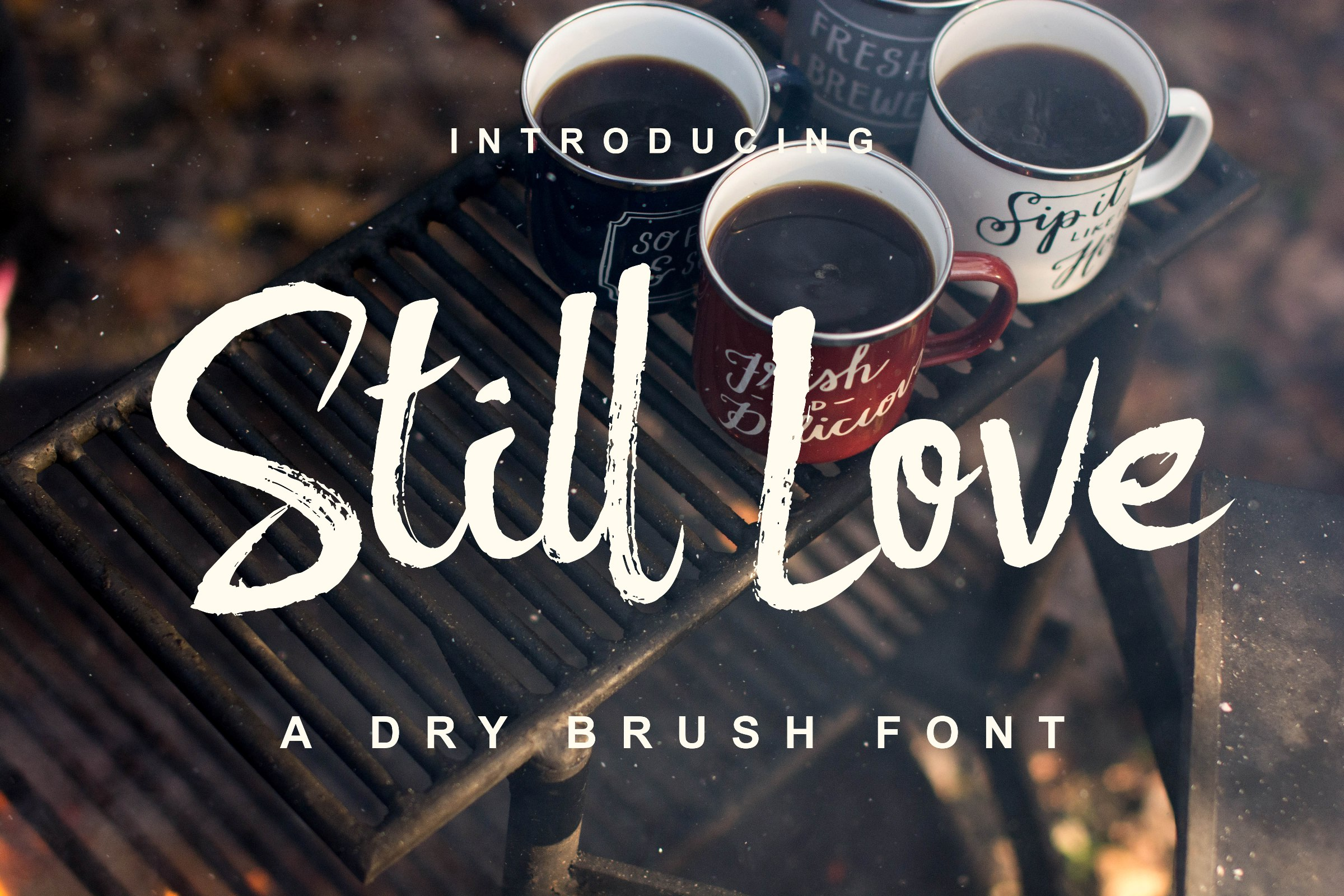 Print on Demand: Still Love Script & Handwritten Font By Lettersiro Co.