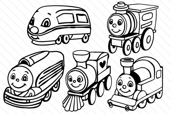 Download Free Trains Svg Cut File By Creative Fabrica Crafts Creative Fabrica for Cricut Explore, Silhouette and other cutting machines.