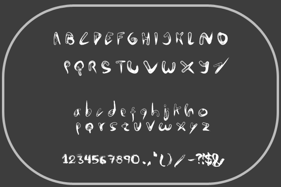 Wijilan Font By Gblack Id Image 3