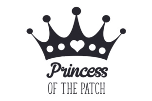 Princess of the Patch Halloween Craft Cut File By Creative Fabrica Crafts