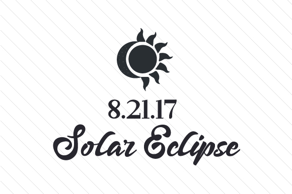 Download Free 8 21 17 Solar Eclipse Svg Cut File By Creative Fabrica Crafts for Cricut Explore, Silhouette and other cutting machines.