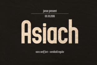 Asiach by Jorse