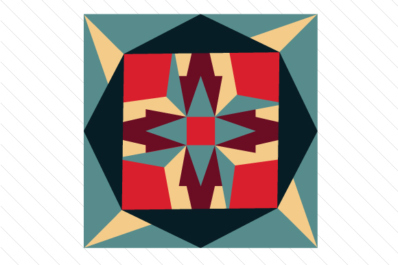 Barn Quilt Designs & Drawings Craft Cut File By Creative Fabrica Crafts