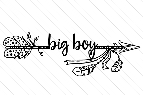 Download Free Big Boy Svg Cut File By Creative Fabrica Crafts Creative Fabrica for Cricut Explore, Silhouette and other cutting machines.