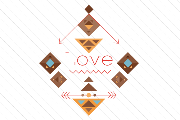 Boho Love Boho Craft Cut File By Creative Fabrica Crafts