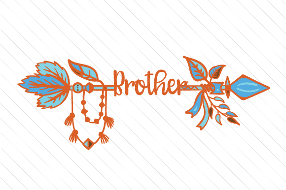 Brother Boho Craft Cut File By Creative Fabrica Crafts