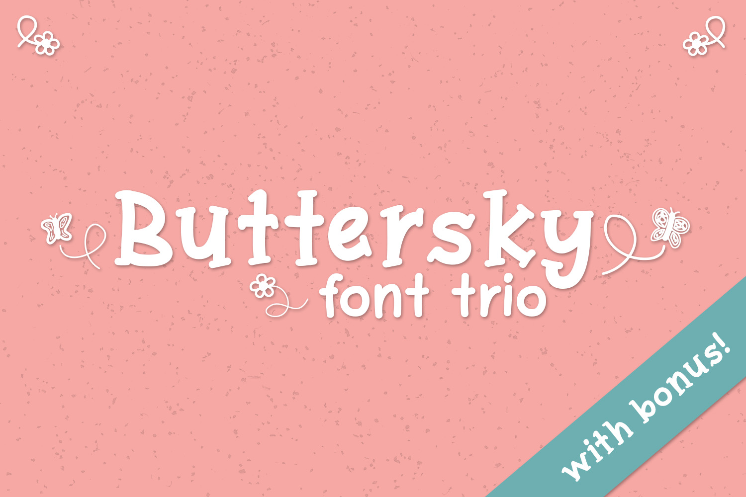 Print on Demand: Buttersky Script & Handwritten Font By Kristy Hatswell