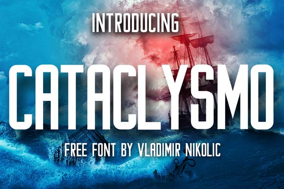 Cataclysmo Font By Creative Fabrica Freebies