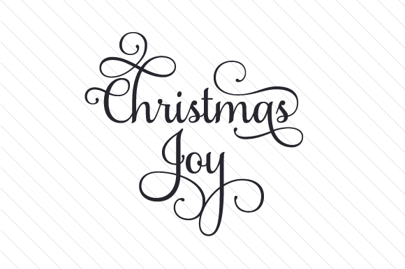 Christmas Joy Craft Design By Creative Fabrica Crafts