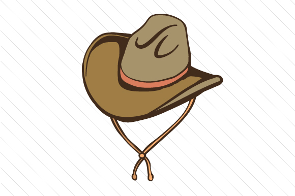 Set With Cowboy Themed Designs Svg Cut File By Creative