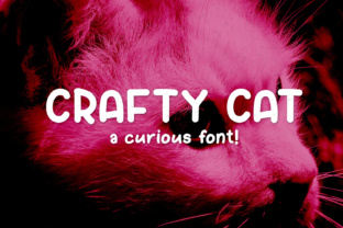 Crafty Cat by Kristy Hatswell