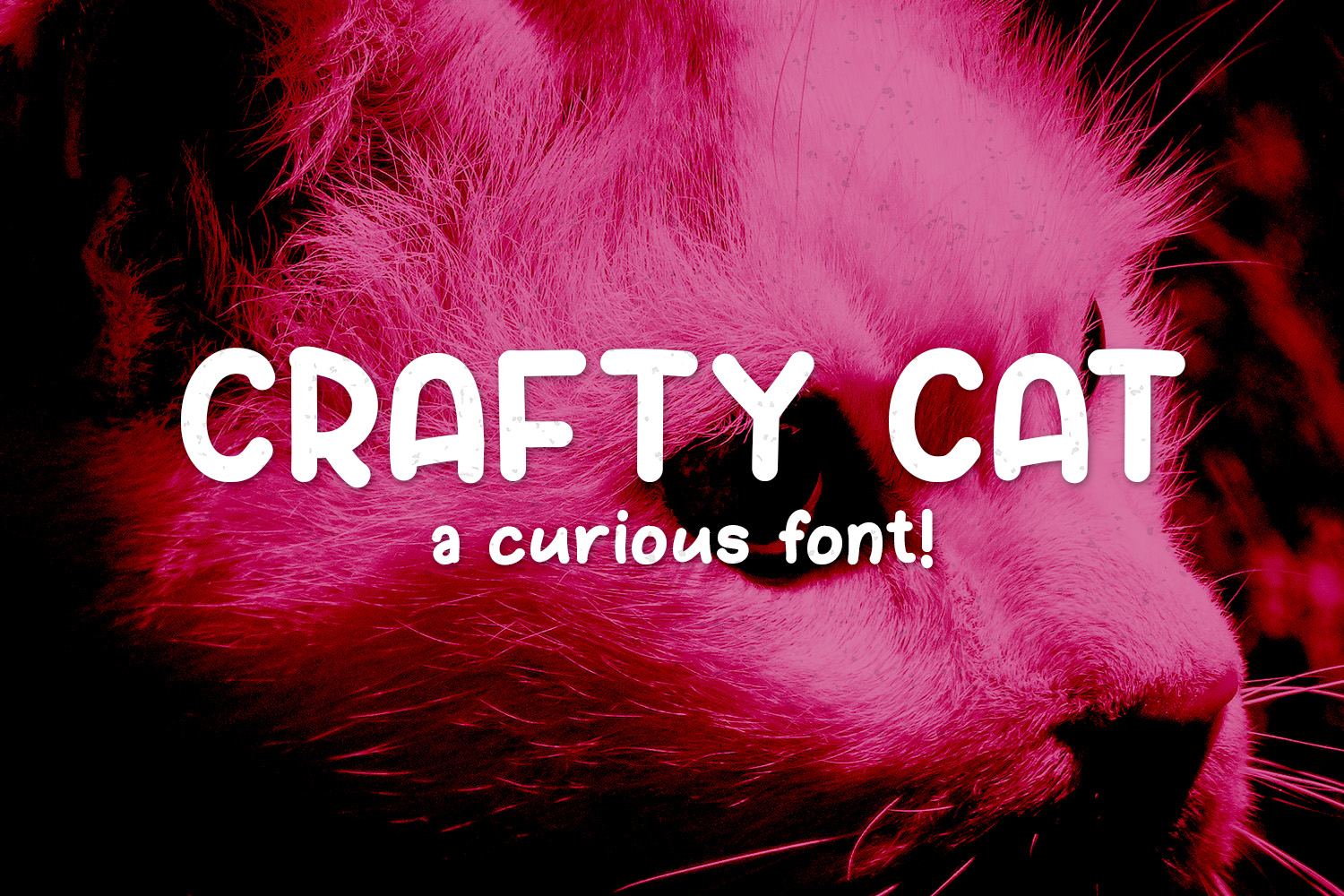 Print on Demand: Crafty Cat Script & Handwritten Font By Kristy Hatswell