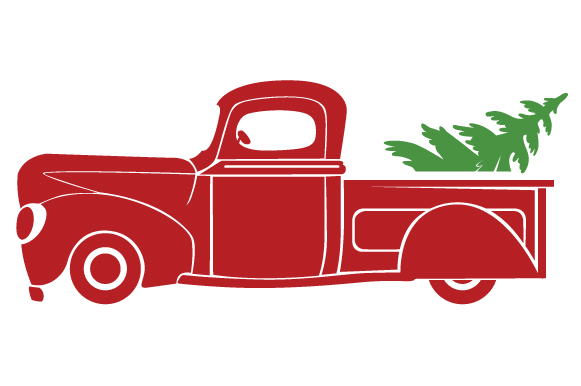 Christmas Truck Kit Volume 2 - Create Your Own Truck Christmas Craft Cut File By Creative Fabrica Crafts - Image 11