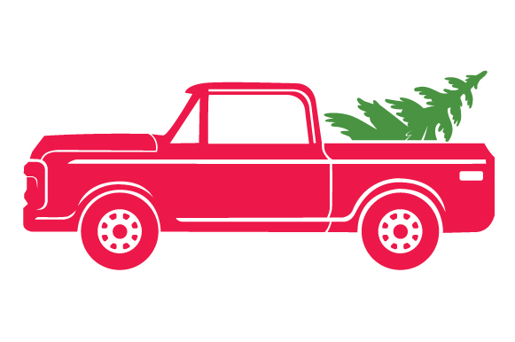 Christmas Truck Kit Volume 2 - Create Your Own Truck Christmas Craft Cut File By Creative Fabrica Crafts - Image 12