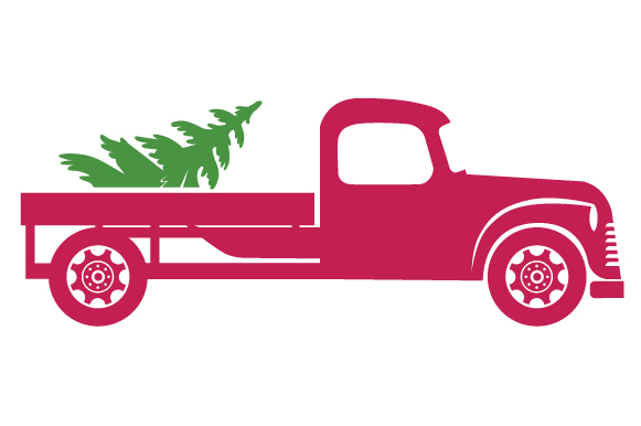 Christmas Truck Kit Volume 2 - Create Your Own Truck Christmas Craft Cut File By Creative Fabrica Crafts - Image 13