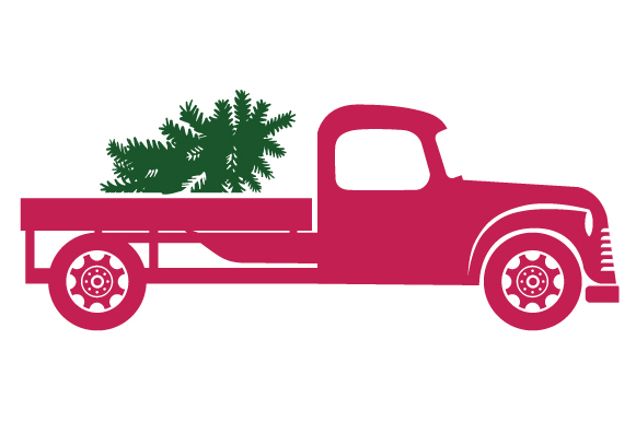 Christmas Truck Kit Volume 2 - Create Your Own Truck Christmas Craft Cut File By Creative Fabrica Crafts - Image 18