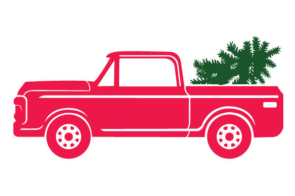 Christmas Truck Kit Volume 2 - Create Your Own Truck Christmas Craft Cut File By Creative Fabrica Crafts - Image 19